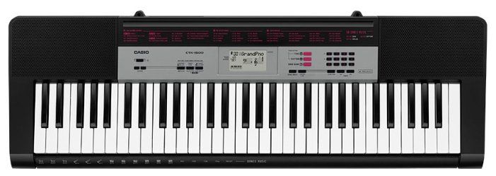 Синтезатор CASIO CTK-1500K7