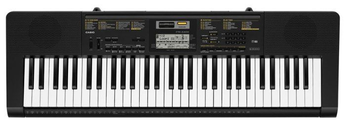 Синтезатор CASIO CTK-240H7