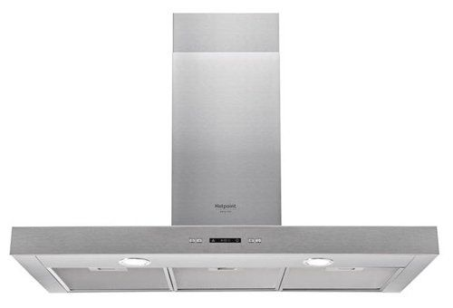 картинка Вытяжка HOTPOINT-ARISTON HHBS 9.7F LLI X от магазина 1.kz