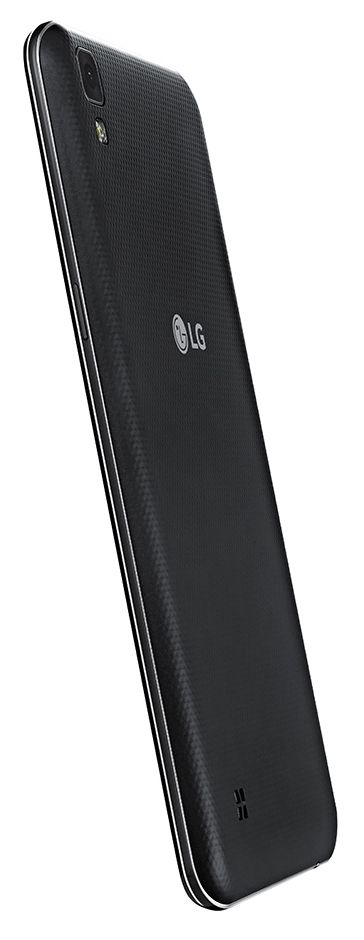 картинка Смартфон LG X Power (LGK220DS.AKAZBK) Black от магазина 1.kz