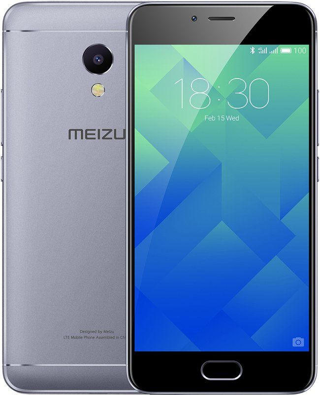 Смартфон MEIZU M5s 16Gb Grey