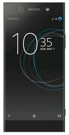 Смартфон SONY G3212 Xperia XA1 Ultra DS Black