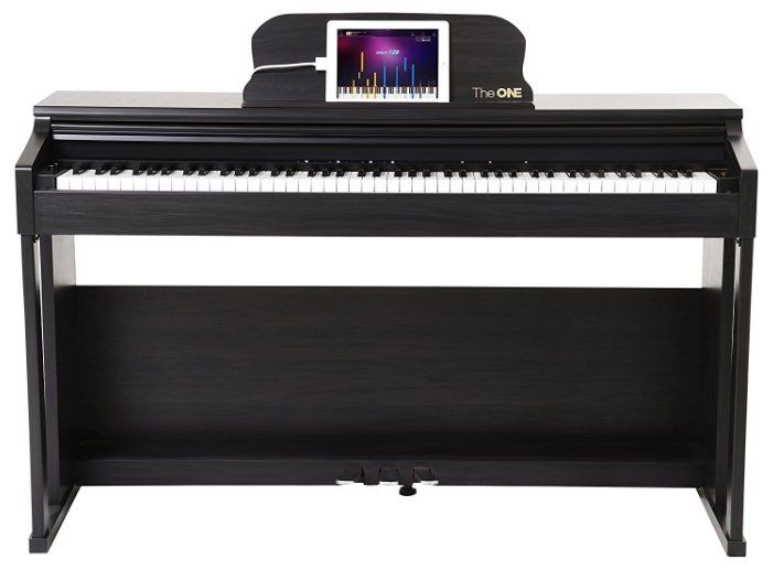Смарт пианино THE ONE Piano black