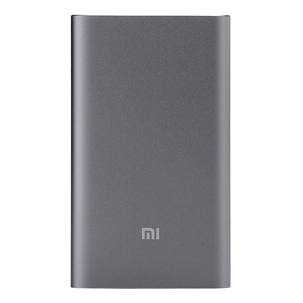 картинка Power Bank XIAOMI 10000mAh Grey 2017 от магазина 1.kz