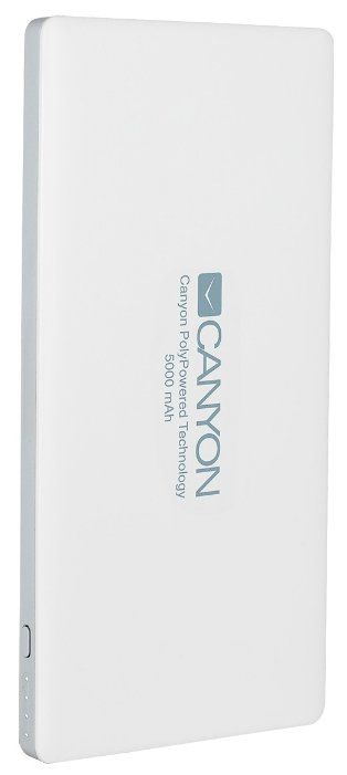 картинка Power Bank CANYON 5000mah CNS-TPBP5DG (001728) от магазина 1.kz