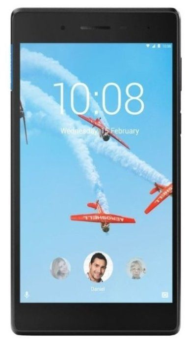 "Планшет LENOVO Tab7 Essential TB-7304X 7"" 16Gb Black"
