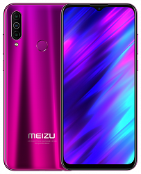 Смартфон MEIZU M10 2/32Gb Red